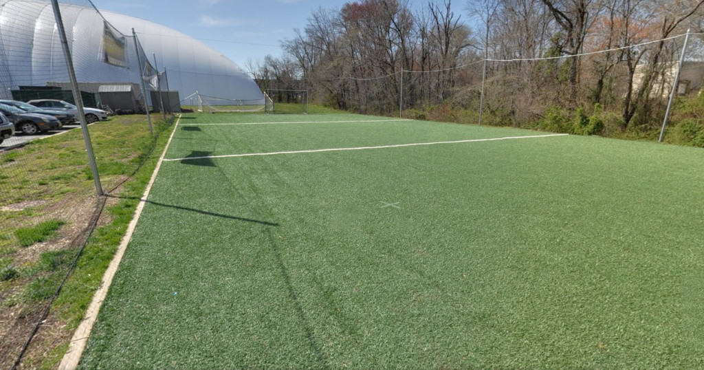 Outdoor Side Field Soccer Centers